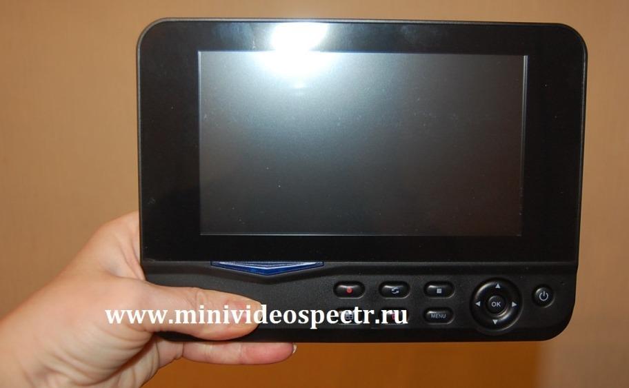 Регистратор для камер видеонаблюдения своими руками