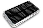 Универсальный аккумулятор с солнечной панелью