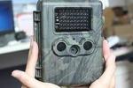 Уличная морозоустойчивая GSM MMS видеокамера с экраном, датчиком движения.