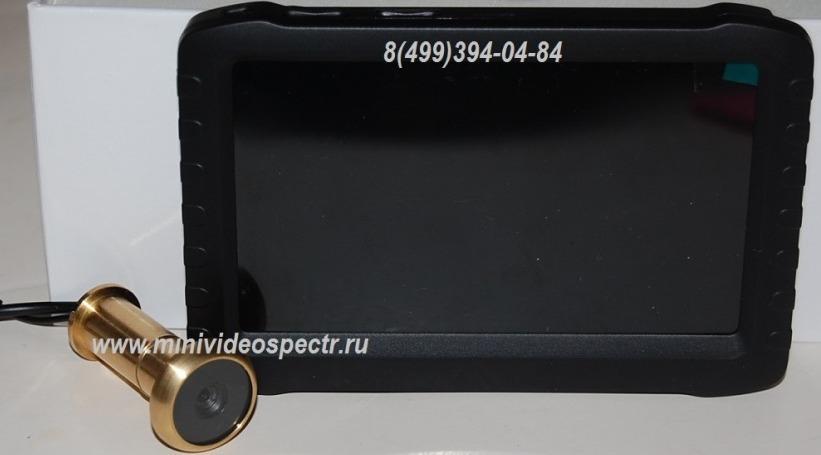 Новые 2 гб 37 quot; сенсорный экран глазок дверной звонок камера dvr ик обнаружения движения(china (mainland))
