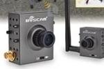 Беспроводная HD миникамера со встроенным передатчиком и с записью на карту