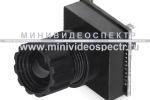 Миниатюрная цветная видеокамера (1смх1смх1см) с микрофоном и разрешением 1280х960