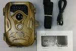 Уличная охранная видеокамера (датчик движения, запись на карту, ночная съемка до 10-15 метров)