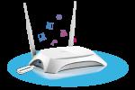 Беспроводной 3G/4G-маршрутизатор