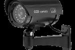 Муляж видеокамеры SP-105 с мигающим красным всетодиодом