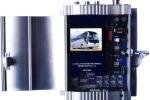 Цифровой автомобильный видеорегистратор со встроенным дисплеем