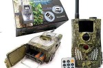 GSM фото видеорегистратор с камерой и экраном