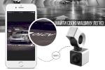 Автомобильный HD видеорегистратор с функцией Wi-Fi (Угол обзора 150°)