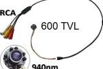 Миниатюрная видеокамера High Mate Vision SVRT-600