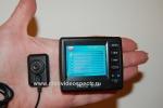 Миниатюрный видеорегистратор R-S19 High Mate Vision с камерой